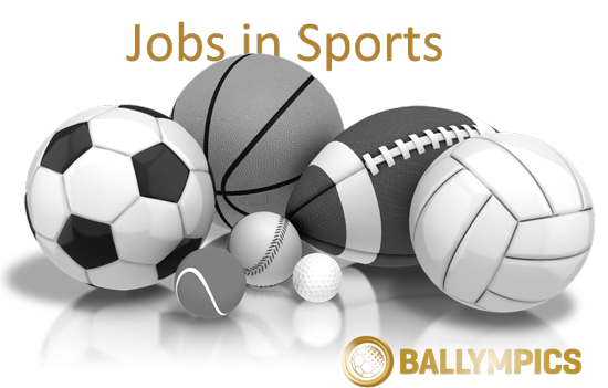 Jobs in Sports