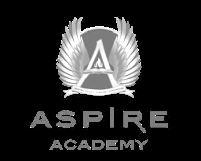 logo Aspire BW heller